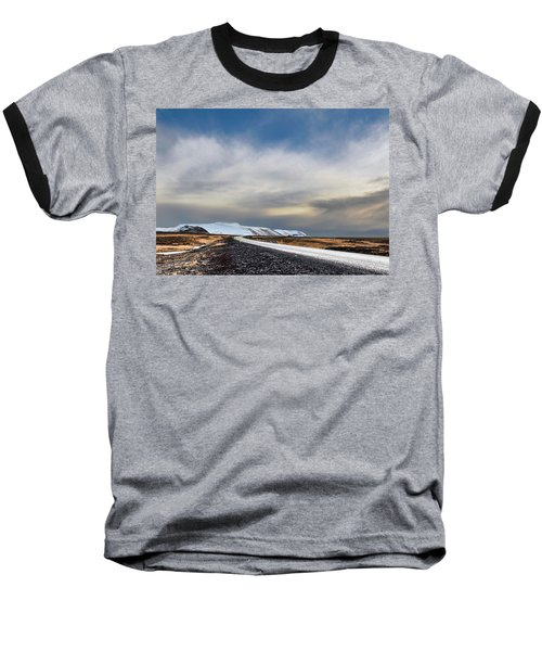 Vanishing Point Baseball T-Shirt