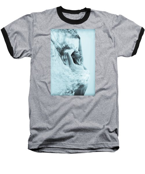 Vanishing  Baseball T-Shirt