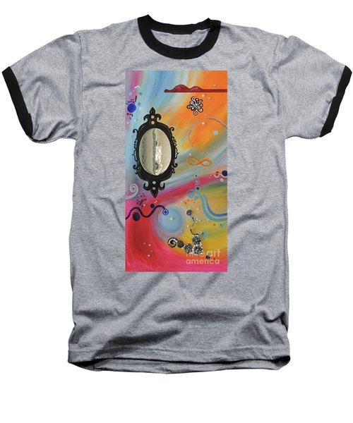 Vanity Escapes Baseball T-Shirt