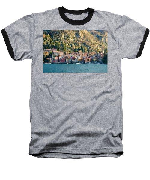 Varenna Village Baseball T-Shirt