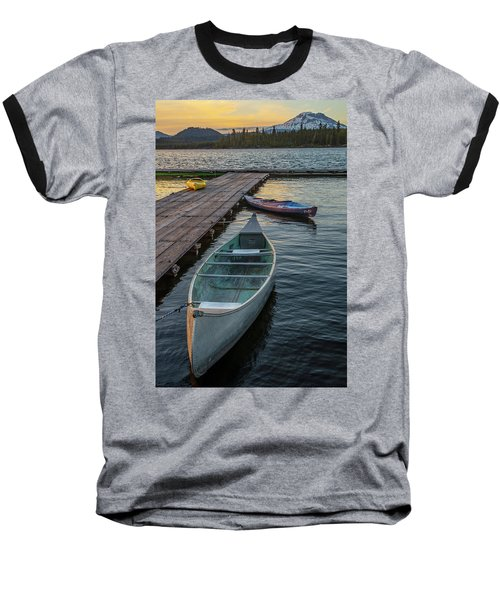 Variation On A Theme At Lava Lake Baseball T-Shirt