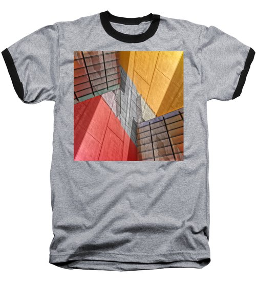 Variation On A Theme Baseball T-Shirt