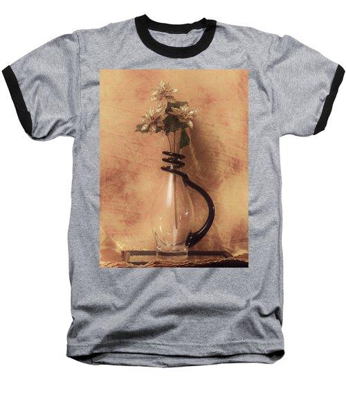 Vase Of Gold Baseball T-Shirt