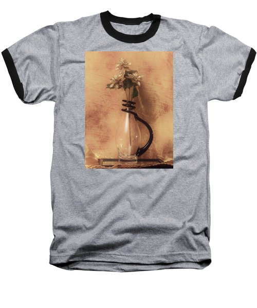 Vase Of Gold Baseball T-Shirt