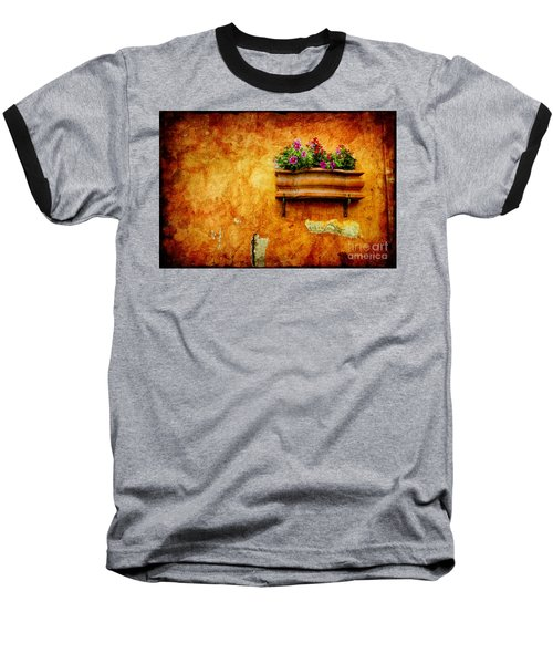 Vase Baseball T-Shirt by Silvia Ganora