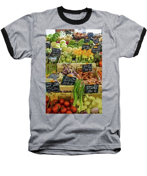 Veg At Marche Provencal Baseball T-Shirt