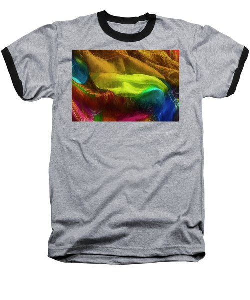 Veiled Mask Baseball T-Shirt