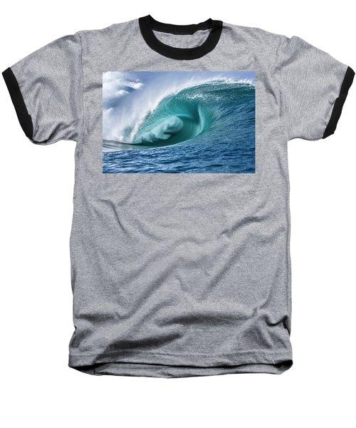 Velocity Curl Baseball T-Shirt