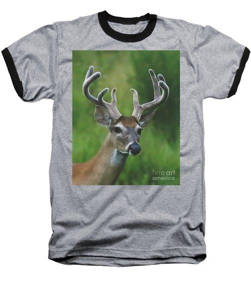 Velvet Beauty Baseball T-Shirt