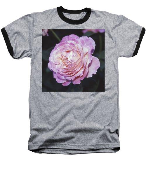 Velvia Rose Baseball T-Shirt
