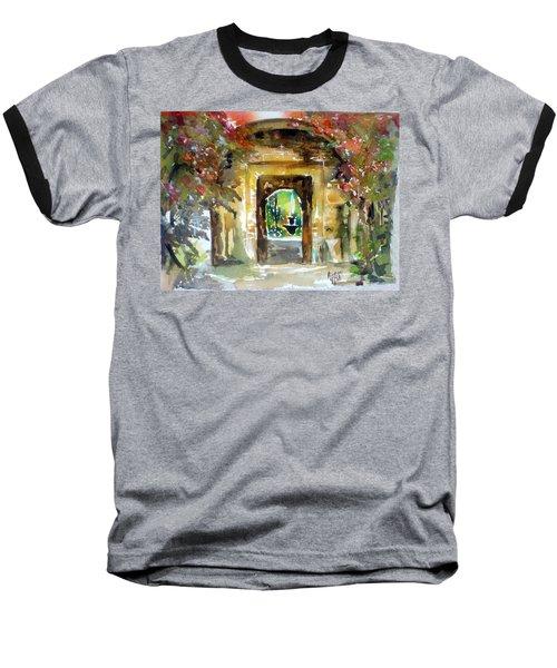 Venetian Gardens Baseball T-Shirt