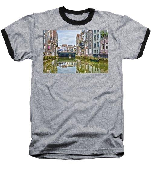 Venetian Vibe In Dordrecht Baseball T-Shirt