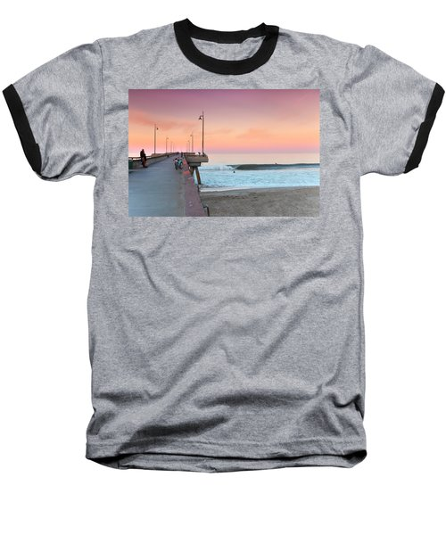 Venice Dawn Baseball T-Shirt