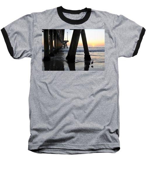 Venice Pylong Bird Baseball T-Shirt