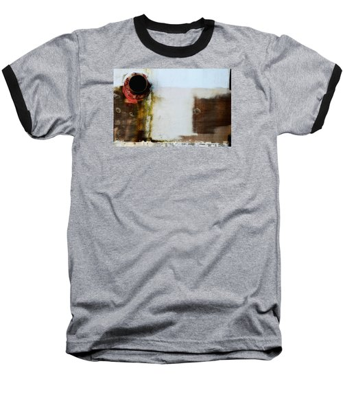 Baseball T-Shirt featuring the photograph Vent by Newel Hunter