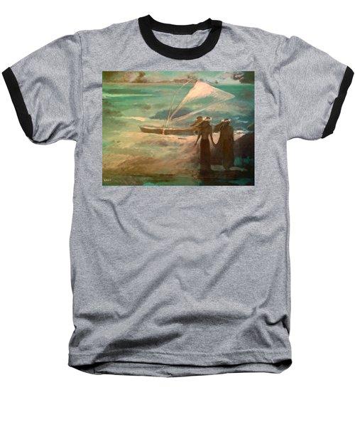 Vento Alle Hawaii Baseball T-Shirt