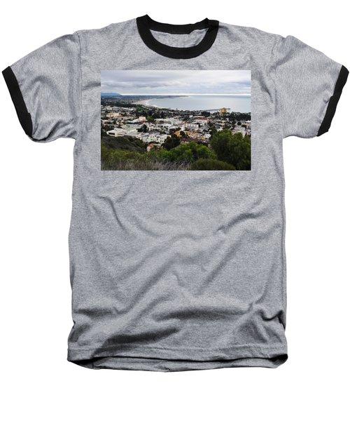 Ventura Coast Skyline Baseball T-Shirt