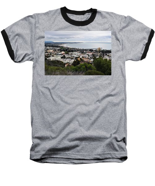 Ventura Coast Skyline Baseball T-Shirt