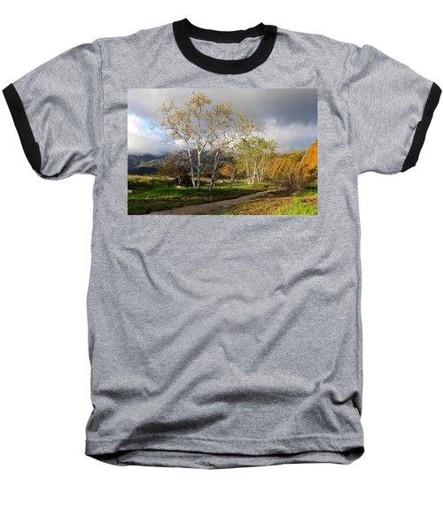 Ventura River Preserve Winter 2017 Baseball T-Shirt