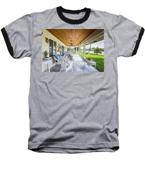 Veranda Baseball T-Shirt