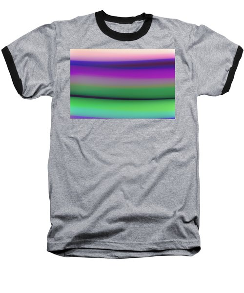 Verbena Stripe Baseball T-Shirt