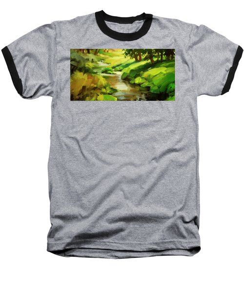 Verdant Banks Baseball T-Shirt
