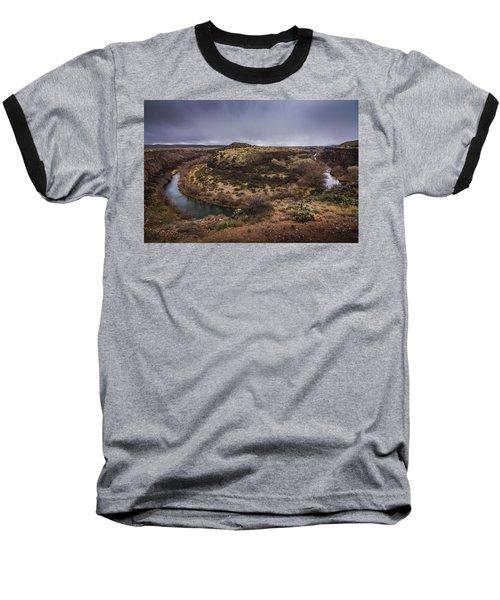 Verde River Horseshoe Baseball T-Shirt