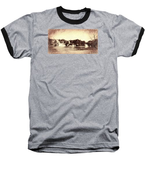 Vergennes Falls, Vt 2015 Baseball T-Shirt