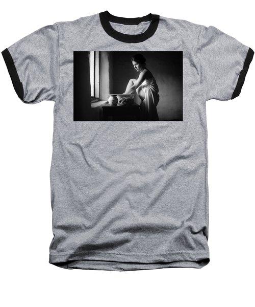 Vermeer Footwasher Baseball T-Shirt