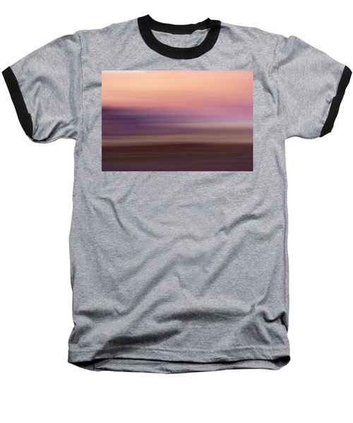 Vermilion Cliff At Dusk Baseball T-Shirt