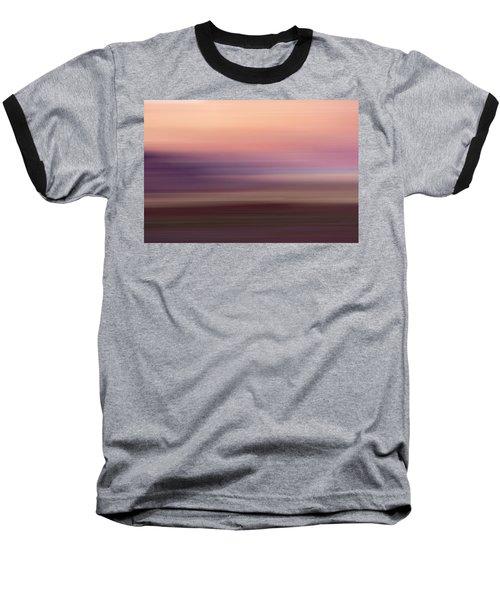 Vermilion Cliff At Dusk Baseball T-Shirt