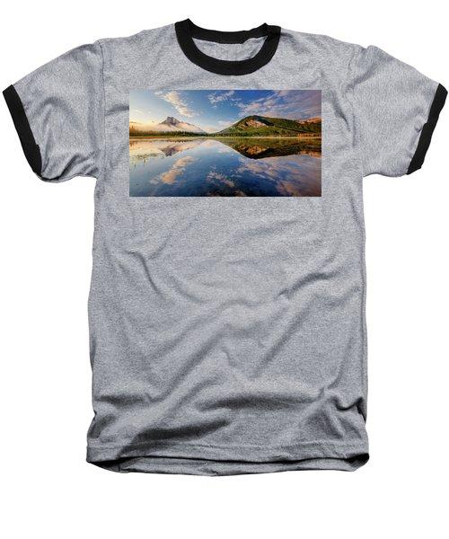 Vermilion Reflections Baseball T-Shirt