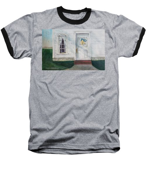 Vermont Fall Colors Baseball T-Shirt