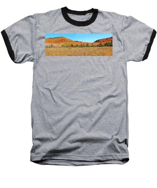 Vermont Foliage 1 Baseball T-Shirt