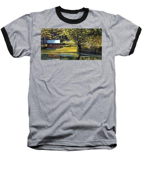 Vermont Greens Baseball T-Shirt