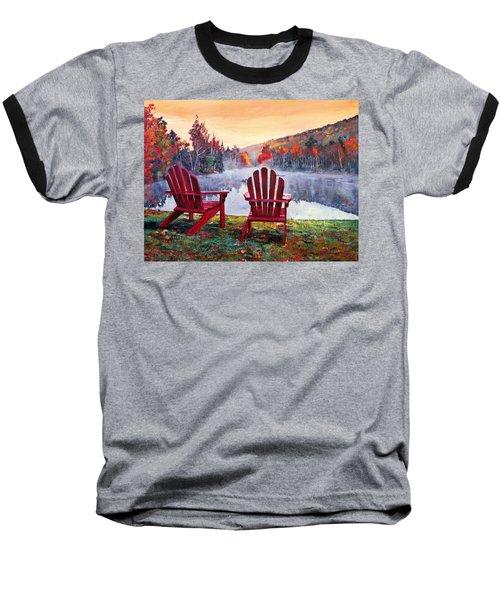 Vermont Romance Baseball T-Shirt