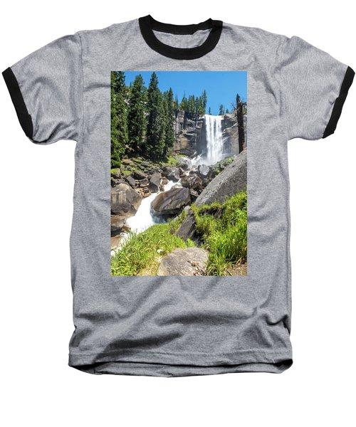 Vernal Falls- Baseball T-Shirt