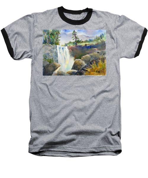 Vernal Falls Baseball T-Shirt