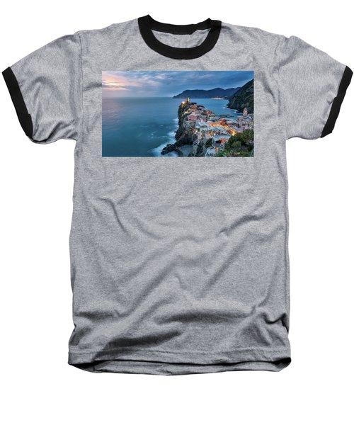 Vernazza Baseball T-Shirt