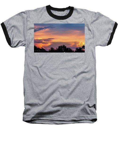 Vero Sunrise Baseball T-Shirt