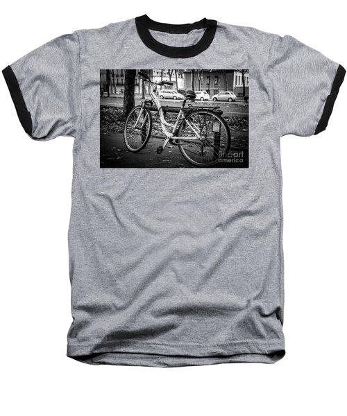 Versailles Bicycle Baseball T-Shirt
