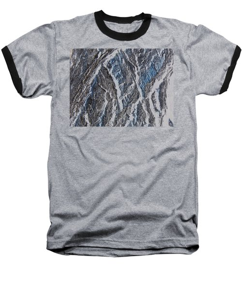 Baseball T-Shirt featuring the photograph Vertical Climb by Lenore Senior
