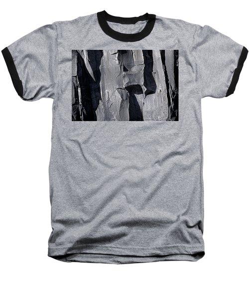Vertical Trails Baseball T-Shirt