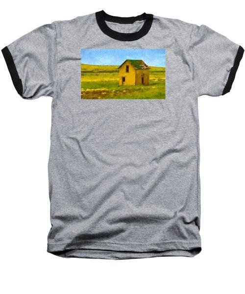 Very Little House Baseball T-Shirt