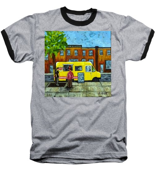 Vesta Lunch Baseball T-Shirt