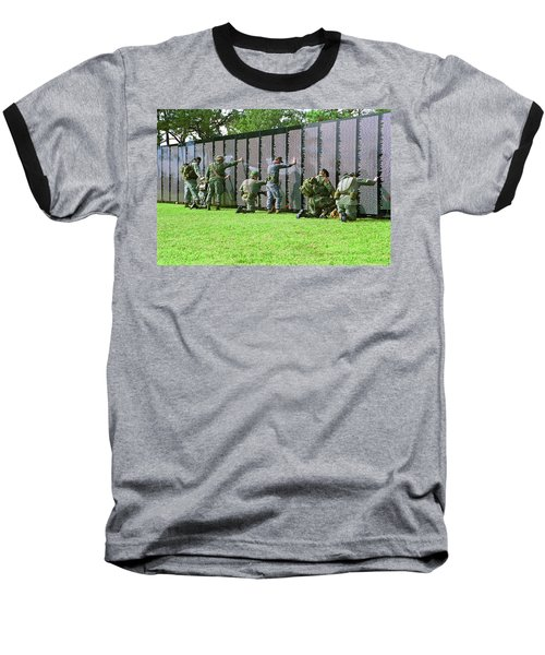 Veterans Memorial Baseball T-Shirt