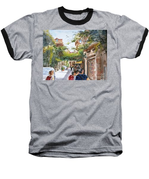 via Margutta Baseball T-Shirt