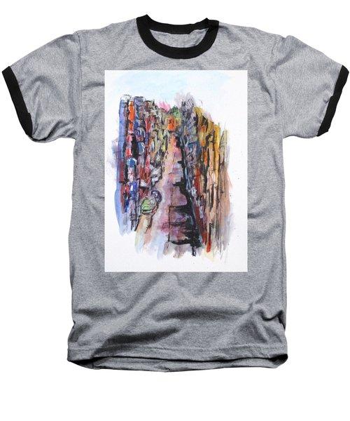 Vicolo De Napoli Baseball T-Shirt