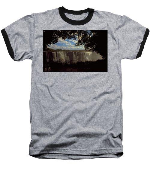 Victoria Falls, Zimbabwe Baseball T-Shirt
