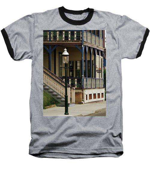 Victorian Cape May Baseball T-Shirt